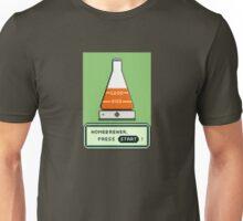 Homebrew Yeast Starter, Press START! Unisex T-Shirt