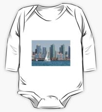 San Diego Skyline One Piece - Long Sleeve