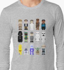8-Bit ESB Long Sleeve T-Shirt