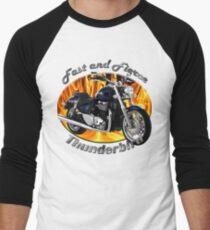 Triumph Thunderbird Fast and Fierce Men's Baseball ¾ T-Shirt