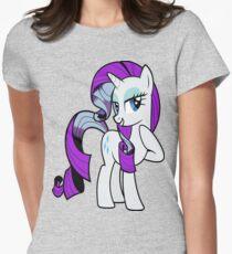 Rarity the Fabulous Women's Fitted T-Shirt