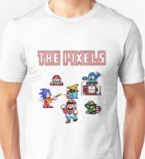 The Pixels - Old School Band Unisex T-Shirt