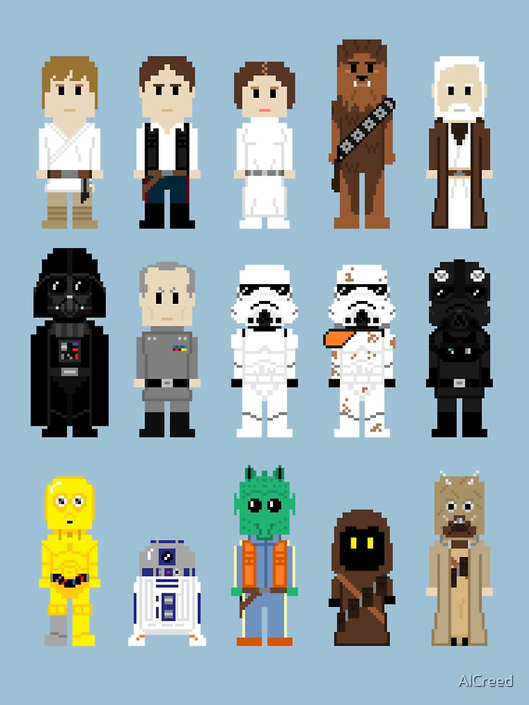 8-Bit ANH by AlCreed