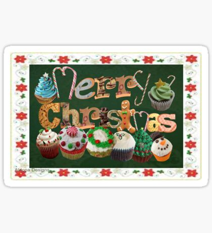 Xmas Cookies & Sweets (20891 Views) Sticker