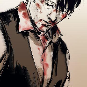 Hannibal - Bloody Hannibal by feredir