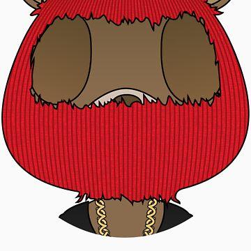 Ski Mask II by Degausser