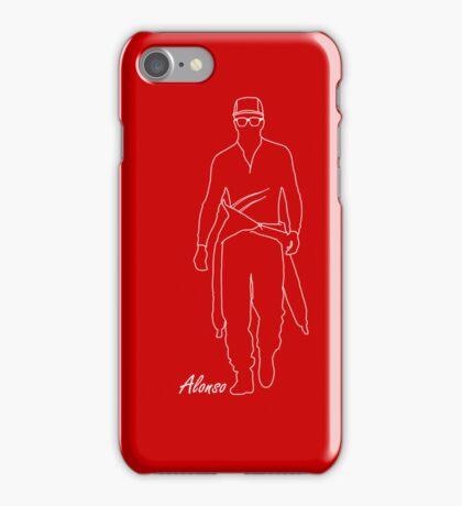 Alonso - Sunglasses iPhone Case/Skin