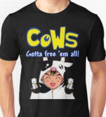 Gotta free 'em all! Unisex T-Shirt