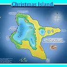 Christmas Island (Kiritimati) by David Fraser