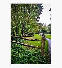 Countryside England Photographic Print