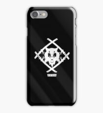 Xavier Wulf Hollow squad Phone Case iPhone Case/Skin