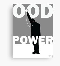 Ood Power Canvas Print