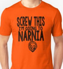 Narnia Quotes Unisex T-Shirt