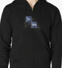Breaking Doctor Zipped Hoodie