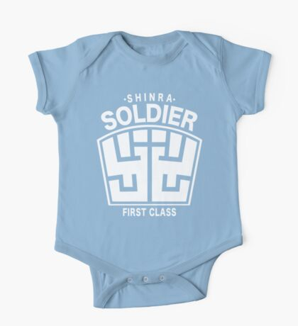 Final Fantasy VII - SOLDIER First Class Logo Kids Clothes