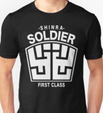 Final Fantasy VII - SOLDIER First Class Logo Unisex T-Shirt