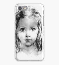 LITTLE ITALIAN GIRL COVER  iPhone Case/Skin