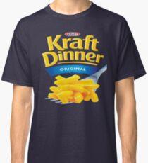 Kraft Dinner Mac 'n' Cheese T-Shirt Classic T-Shirt