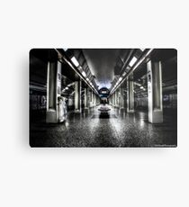 Chicago - CTA Metal Print