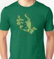Frankenhand Unisex T-Shirt