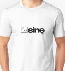 Sine Wave Slim Fit T-Shirt
