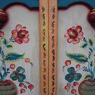 Rustic Russian Ornamentation by M-EK