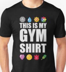 Kanto Gymnastikhemd Slim Fit T-Shirt