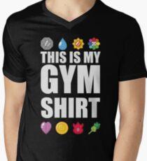 Kanto Gym Shirt Men's V-Neck T-Shirt