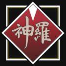Shinra Logo - Final Fantasy VII by SophisticatC x Studio Momo╰༼ ಠ益ಠ ༽