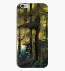 Gravity Falls Forest iPhone Case