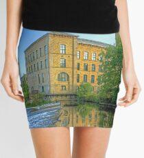 Salts Mill 2 Mini Skirt