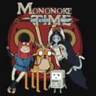 Mononoke Time by RebelArts