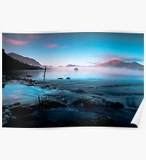 Beauty of pure nature Poster