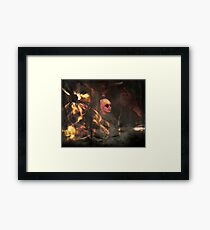 The Sight Framed Print