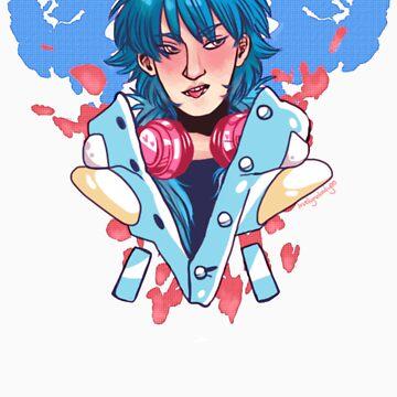 Aoba Artpop by lovelynobody