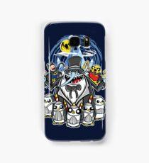 Penguin Time (iphone case2) Samsung Galaxy Case/Skin