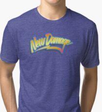 ND 80s Time Traveller (clean) Tri-blend T-Shirt