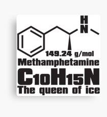 Methamphetamine Canvas Print