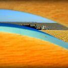 Seashore spied by mikeosbornphoto