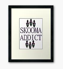 Skooma Framed Print
