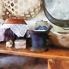 Mortar and Pestle in Kitchen by Susan Savad