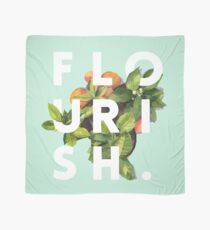 Flourish #redbubble #home #designer #tech #lifestyle #fashion #style Scarf