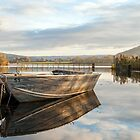 Llangorse Lake by Stephen Liptrot