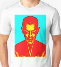 Boris Karloff, alias in The Black Cat Unisex T-Shirt