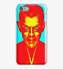 Boris Karloff, alias in The Black Cat iPhone Case/Skin
