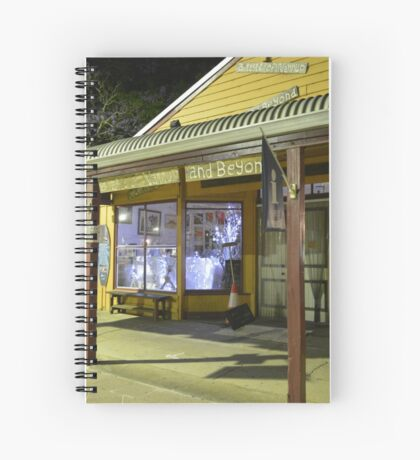 Nannup Christmas Cheer Spiral Notebook