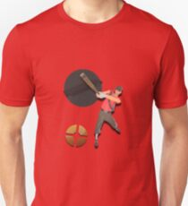 Red Scout Unisex T-Shirt