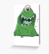 Laaaaaa! Greeting Card