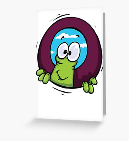 Ventilation! Greeting Card