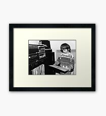 Must get dad an Ipod for Christmas. Framed Print